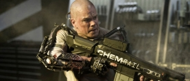 "(Video) Disfruta el segundo trailer de ""Elysium"""