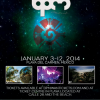 The BPM Festival 2014 – Enero 3 – 12, Playa del Carmen, Mexico