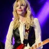 "Escucha ""Wedding Day"", nueva canción de Courtney Love"