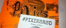 Pixies regalan 'Women of War' para el Record Store Day