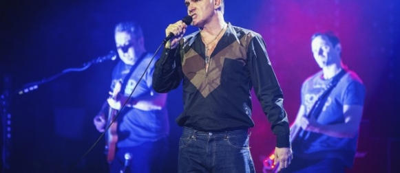 "Morrissey comparte video-discurso para ""World Peace Is None of Your Business"""