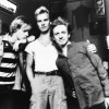 "EN EL AÑO 1979 THE POLICE GRABA EL VIDEO DE ""WALKING ON THE MOON"""