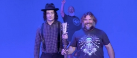 """DON'T BLOW IT, KAGE"", LA COLABORACIÓN DE JACK WHITE CON TENACIOUS D"