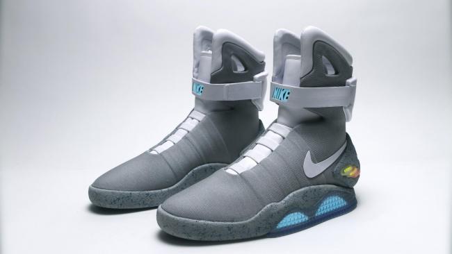 zapatillas nike regreso futuro
